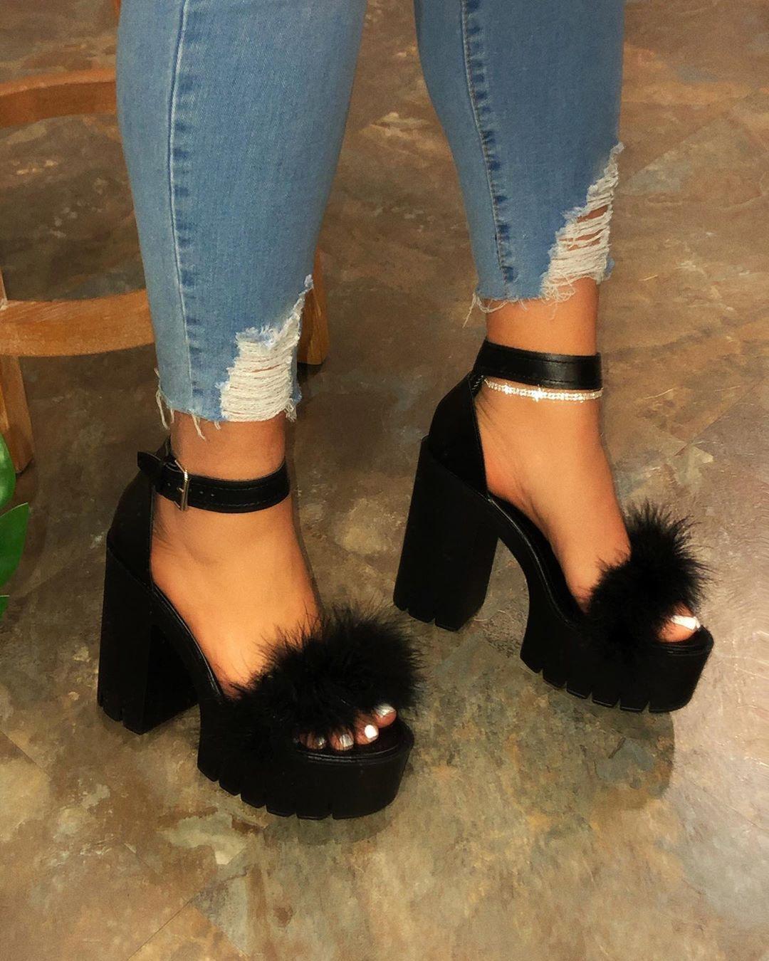Heels, Platform heels, Aesthetic shoes