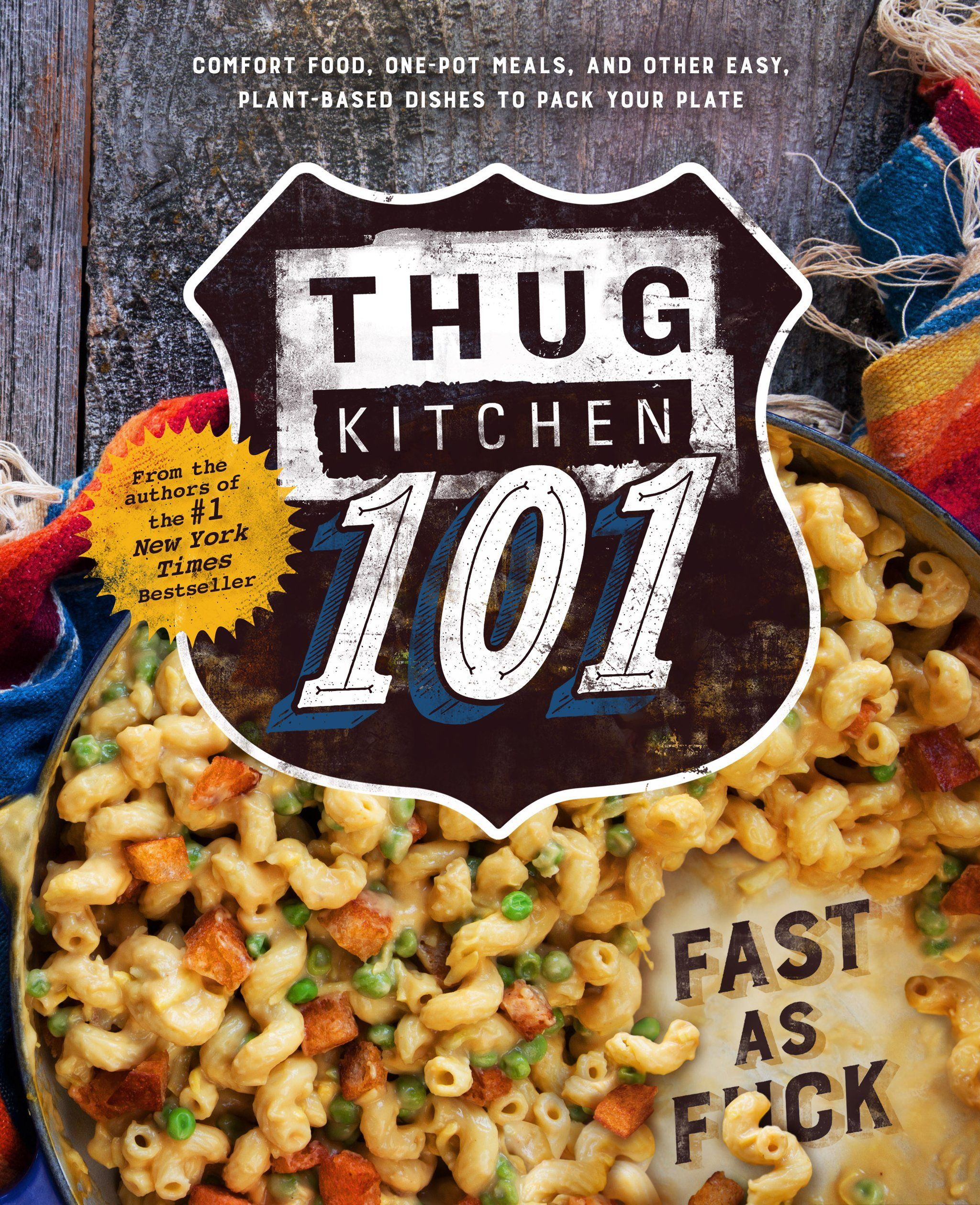 Thug Kitchen Promises Its One Pot Indian Dish Is Fast As F