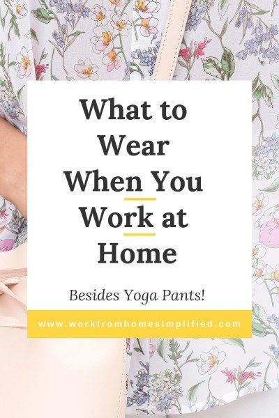 7 Wardrobe Pieces Every Work From Home Solopreneur Needs