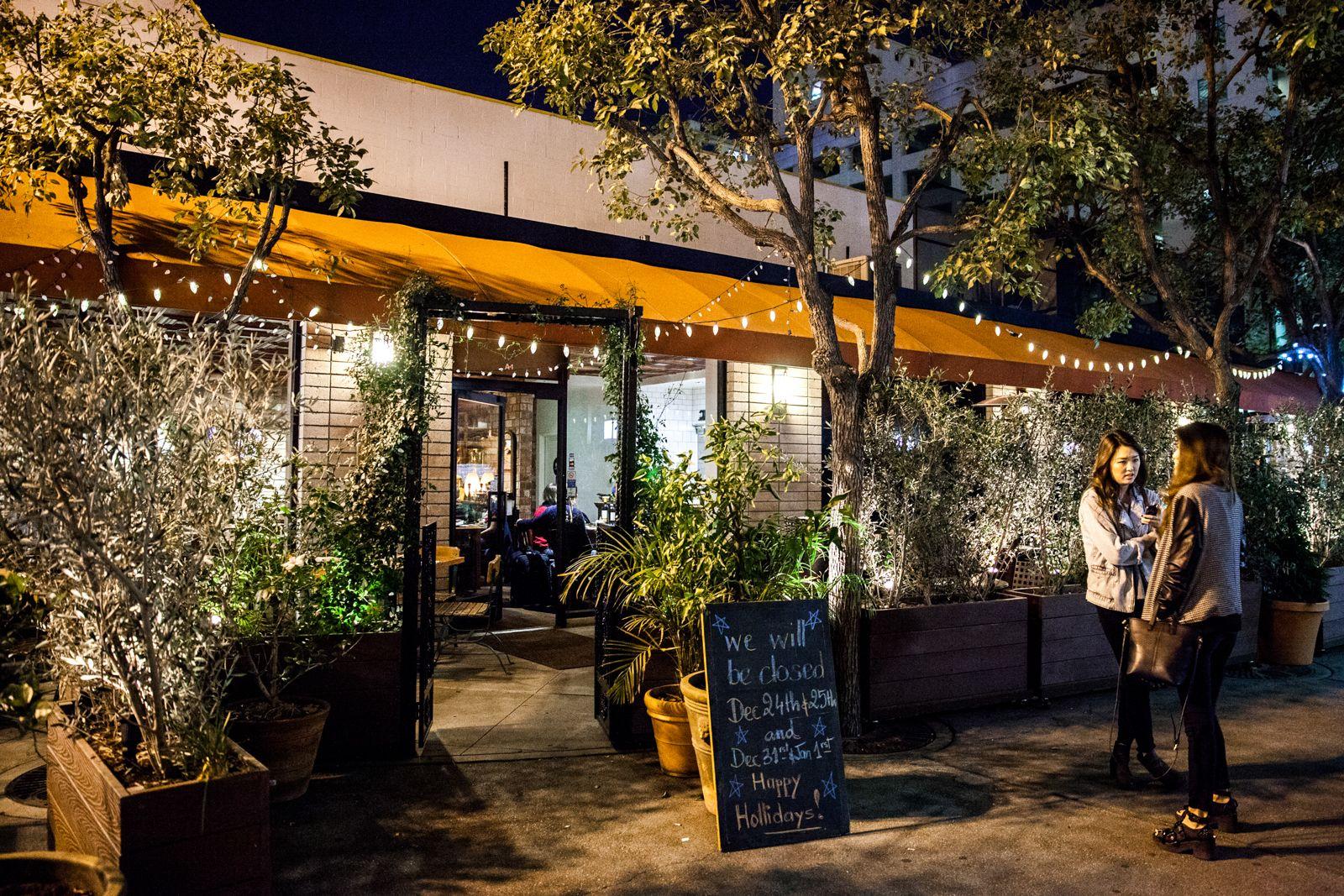 A Great Family Owned Italian Restaurant In Downtown La Instagram
