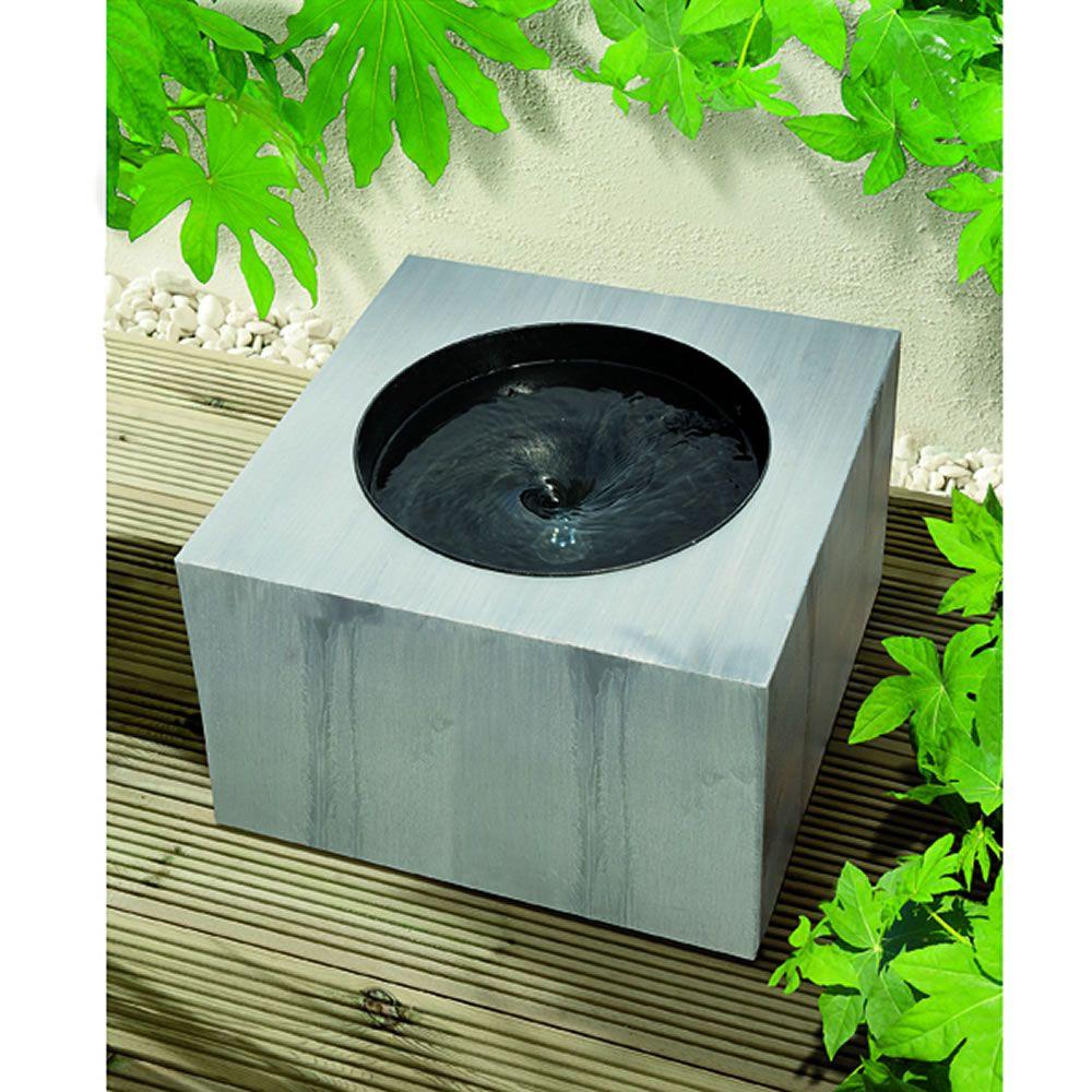 Gardman Vortex Water Feature Indoor and Outdoor | Outdoor Decor ...