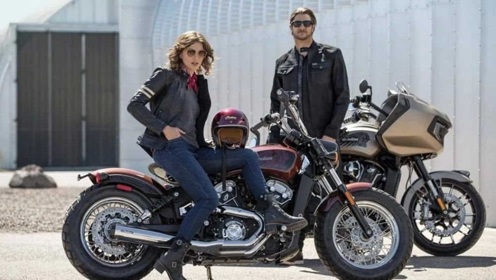 New Indian Challenger Touring Bike Revealed In Online Brochure