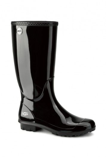 3df48f2ed6a Ugg Australia Shaye Rubber Boot for Tall Women | Long Tall Sally USA ...