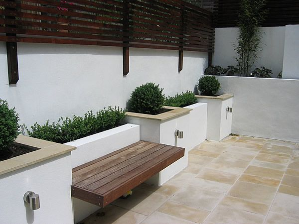 Upper Deck Patio
