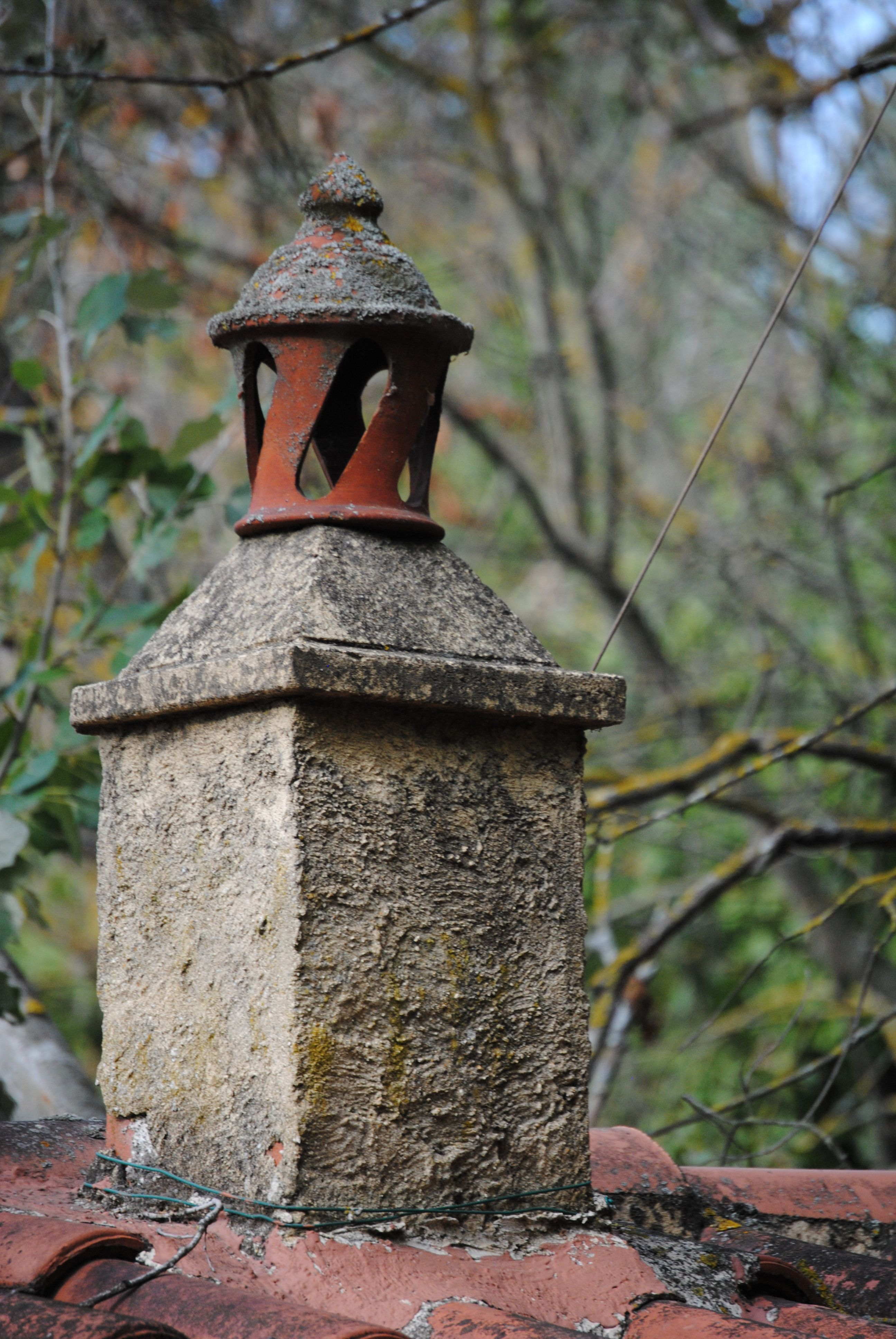 Chimney top provence nice inspiration when youre
