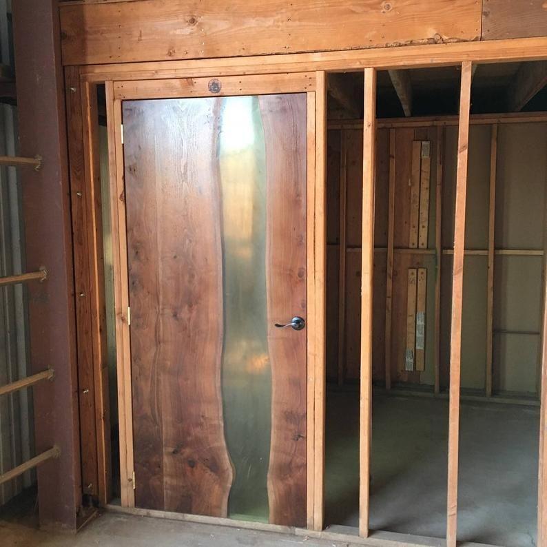 Made To Order Epoxy Resin Doors Etsy In 2021 Custom Entry Doors Contemporary Front Doors Contemporary Doors