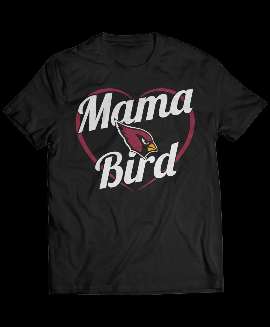 dc319498c762 Arizona Cardinals  Mama Bird   ArizonaLadyBird  BirdGang  AZLadyBirds
