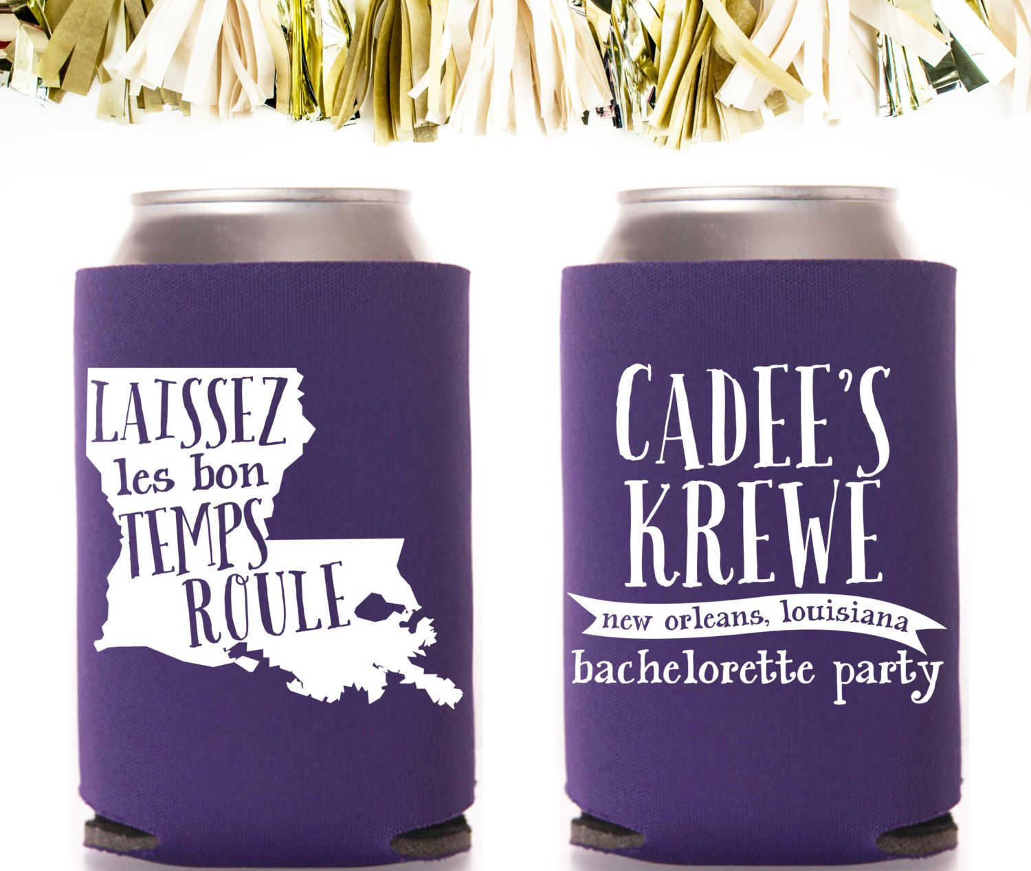Let the good times roll new orleans bachelorette party for Bachelorette party ideas new orleans