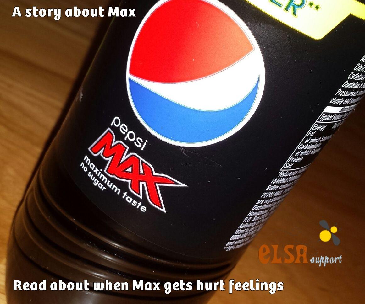 Max Hurt Feelings