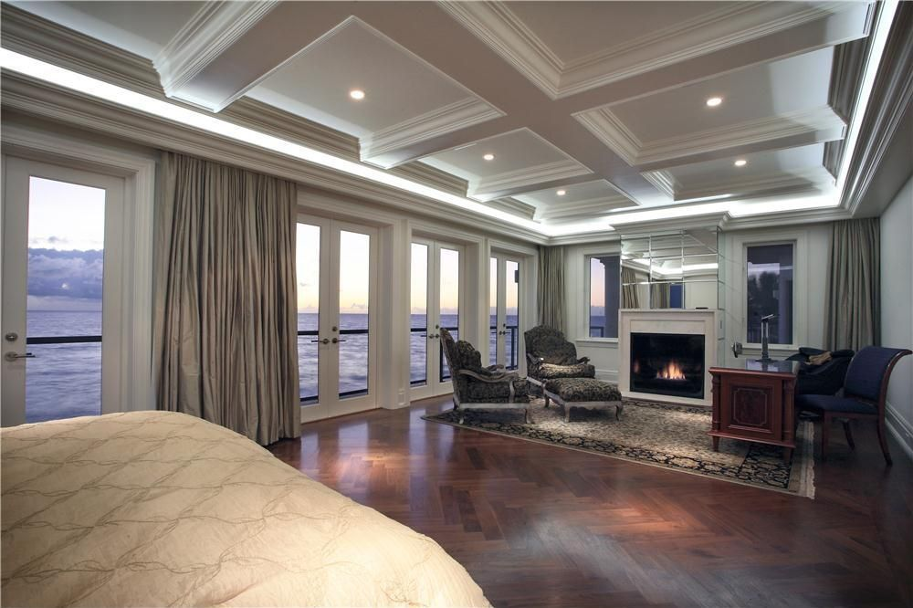 75 Impressive Master Bedrooms With Fireplaces | Master Bedroom, Bedrooms  And Luxury