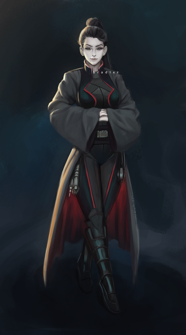 Zeltron Jedi Padawan By Me Star Wars Character Commission Reasonablefantasy Star Wars Outfits Star Wars Sith Female Dark Side Star Wars