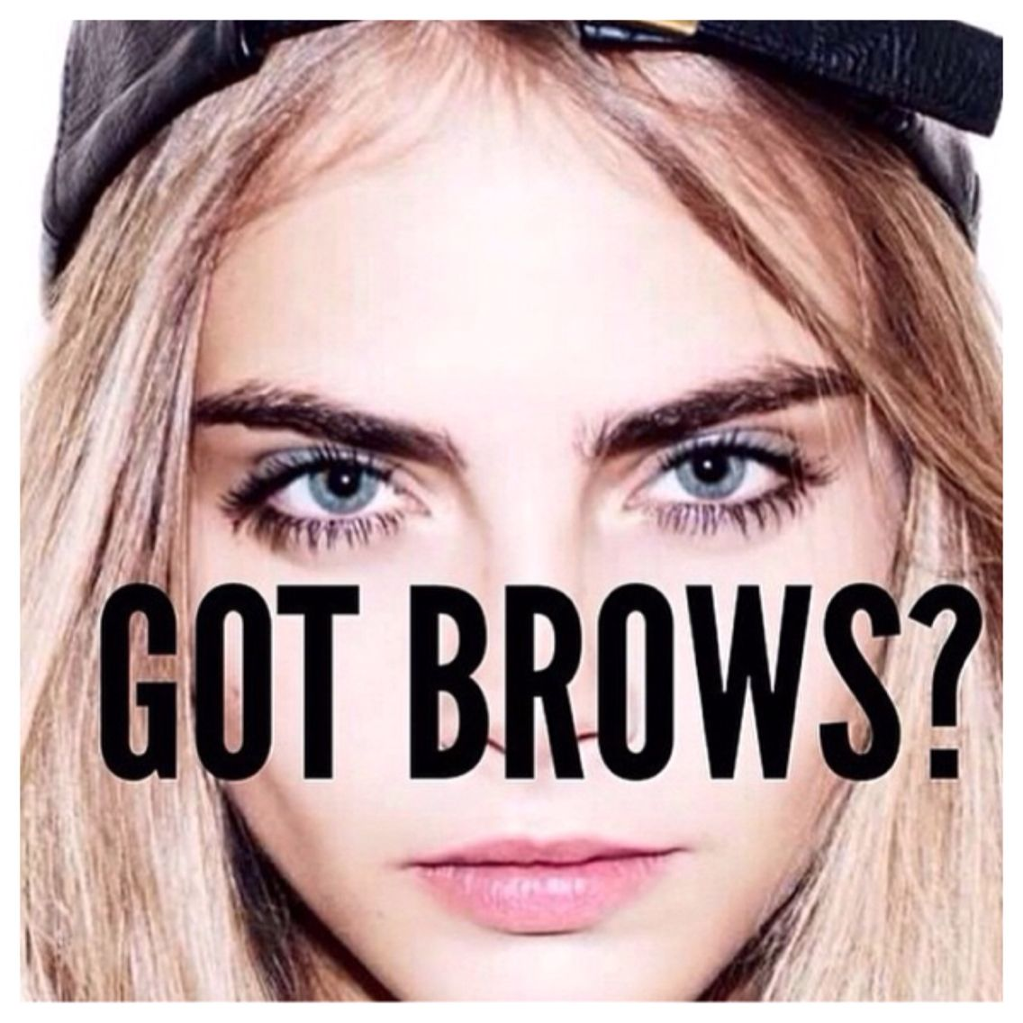 Got Brows? Full & shapely Eyebrows are soooo in right now