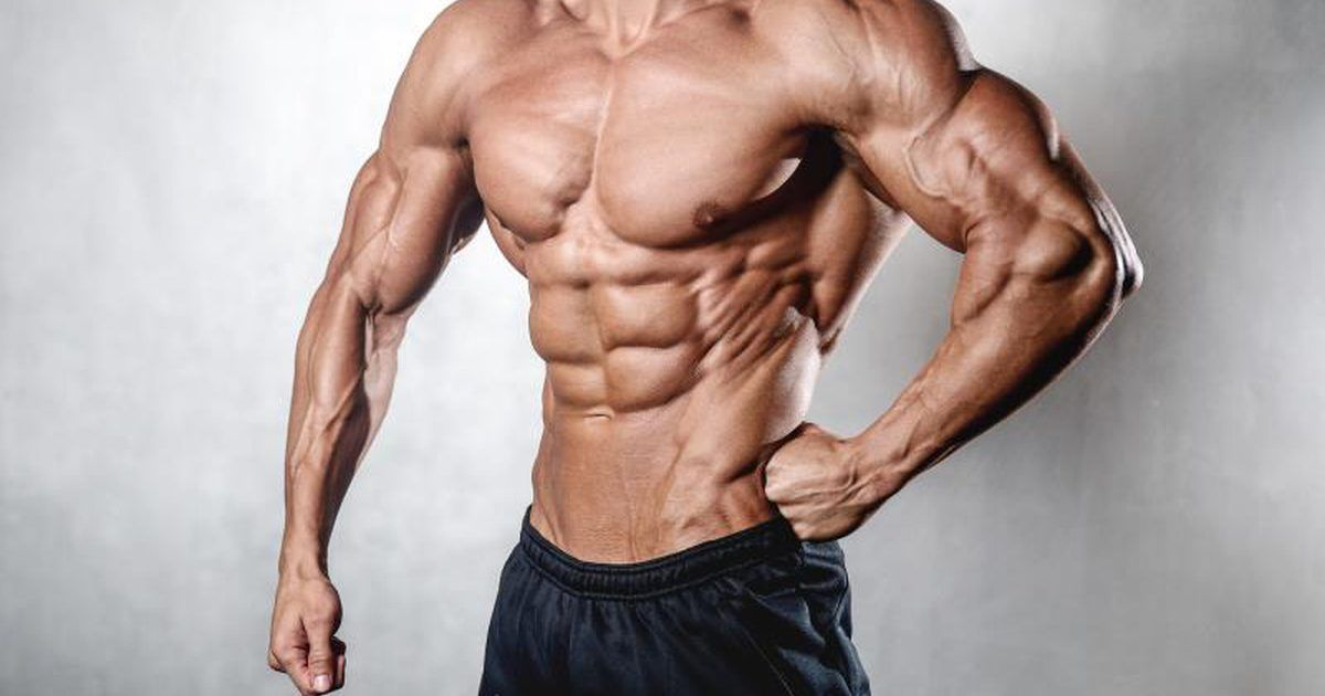 Bodybuilders Have Statuesque Physiques With Muscle On Top Of Muscle