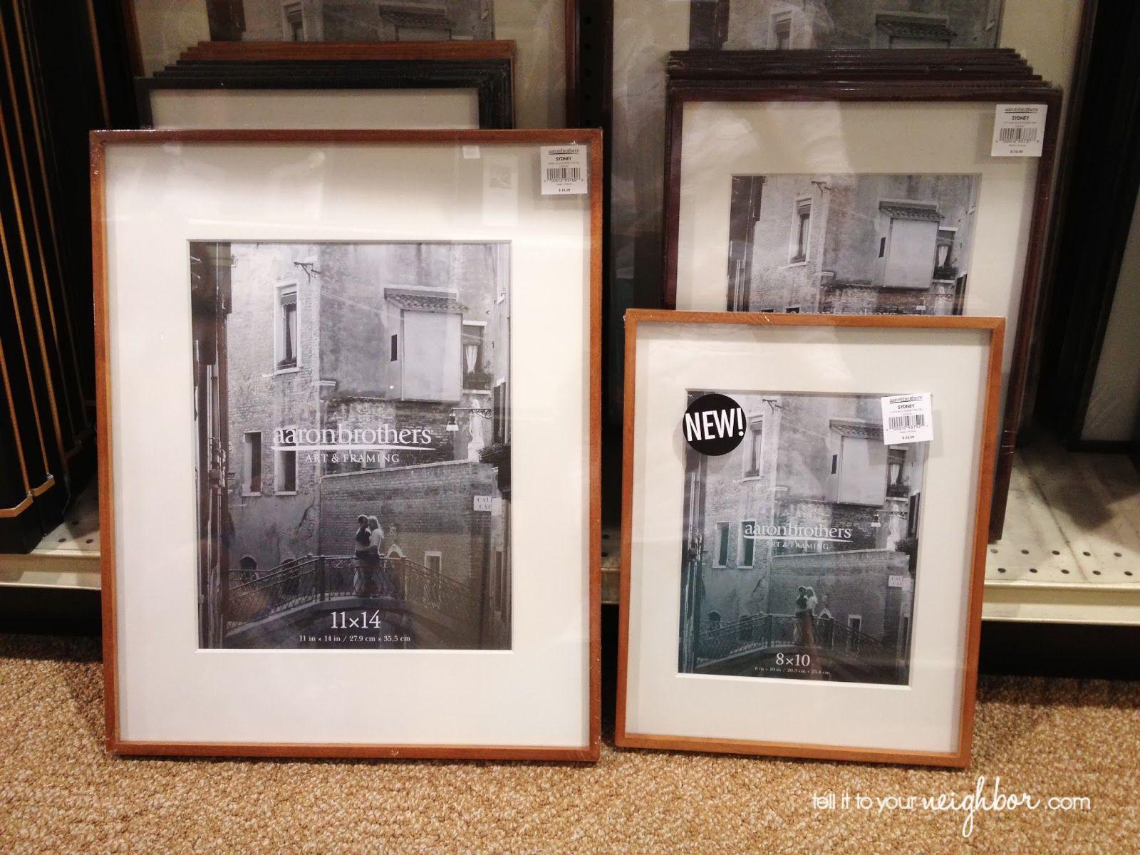 Fantastic Aaron Brothers Frame Crest - Framed Art Ideas ...