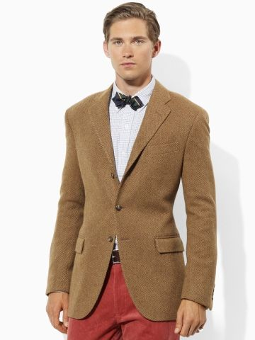 Camel Hair Sport Coat Photo Album - Reikian