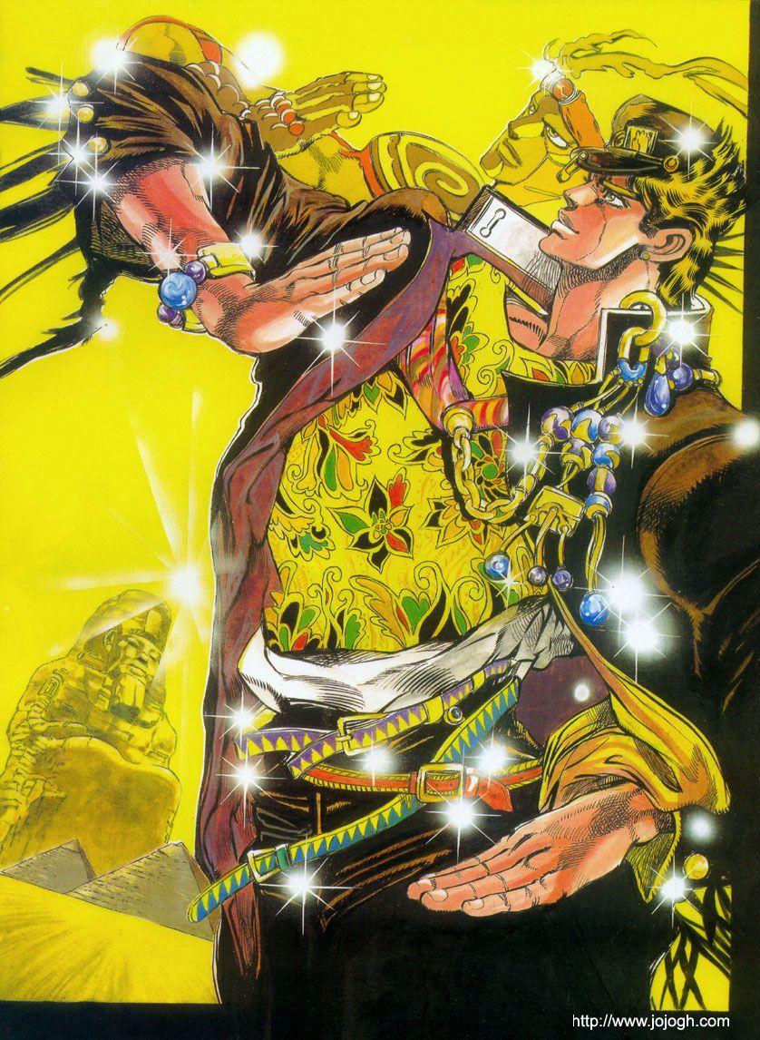 画像 クリエイティブすぎるジョジョの壁紙アート 荒木飛呂彦 画像