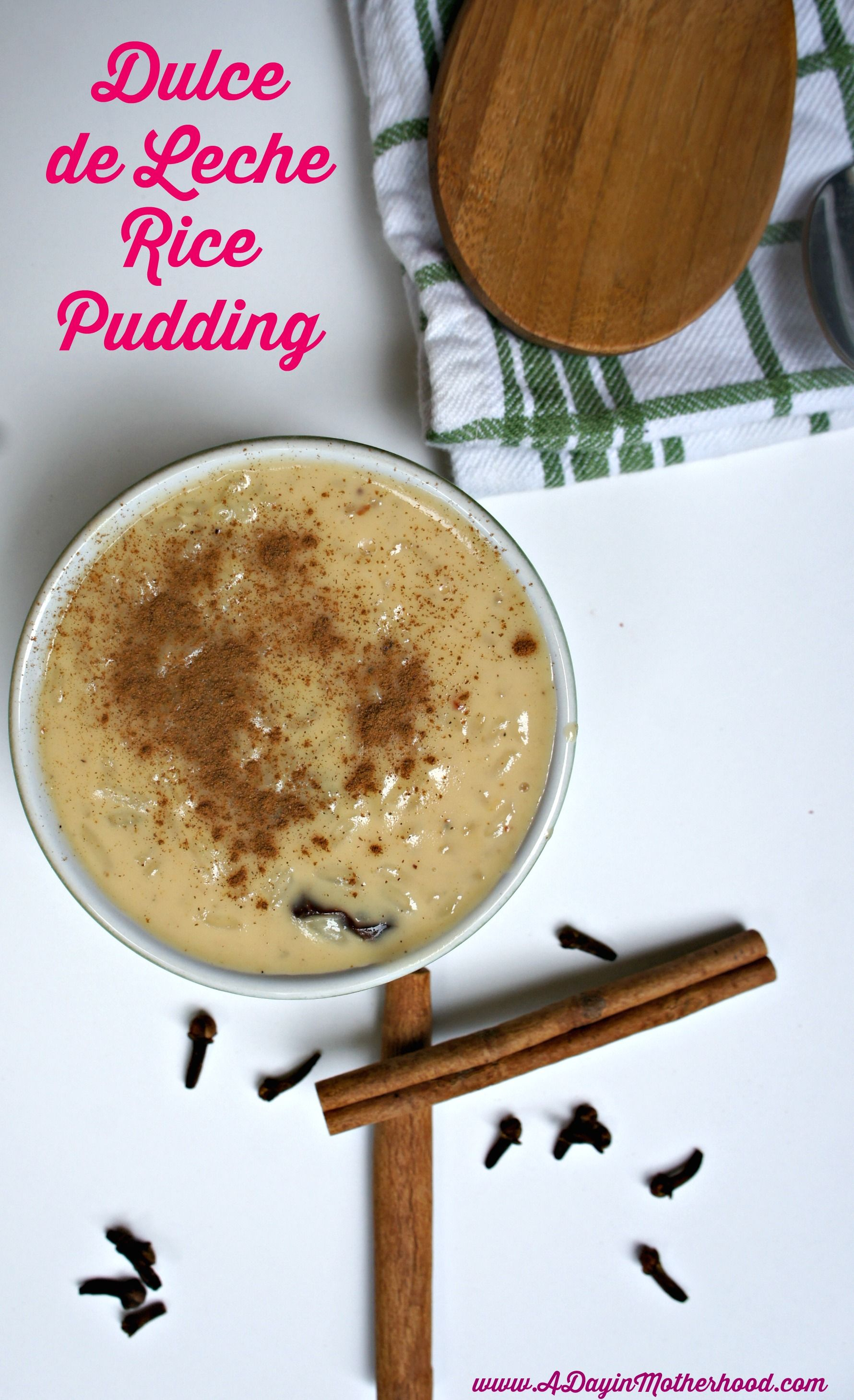 Photo of Duche de Leche Rice Pudding Recipe with NEW Coffee-mate Latin Flavors + WIN a Coffee-Mate Prize Pack