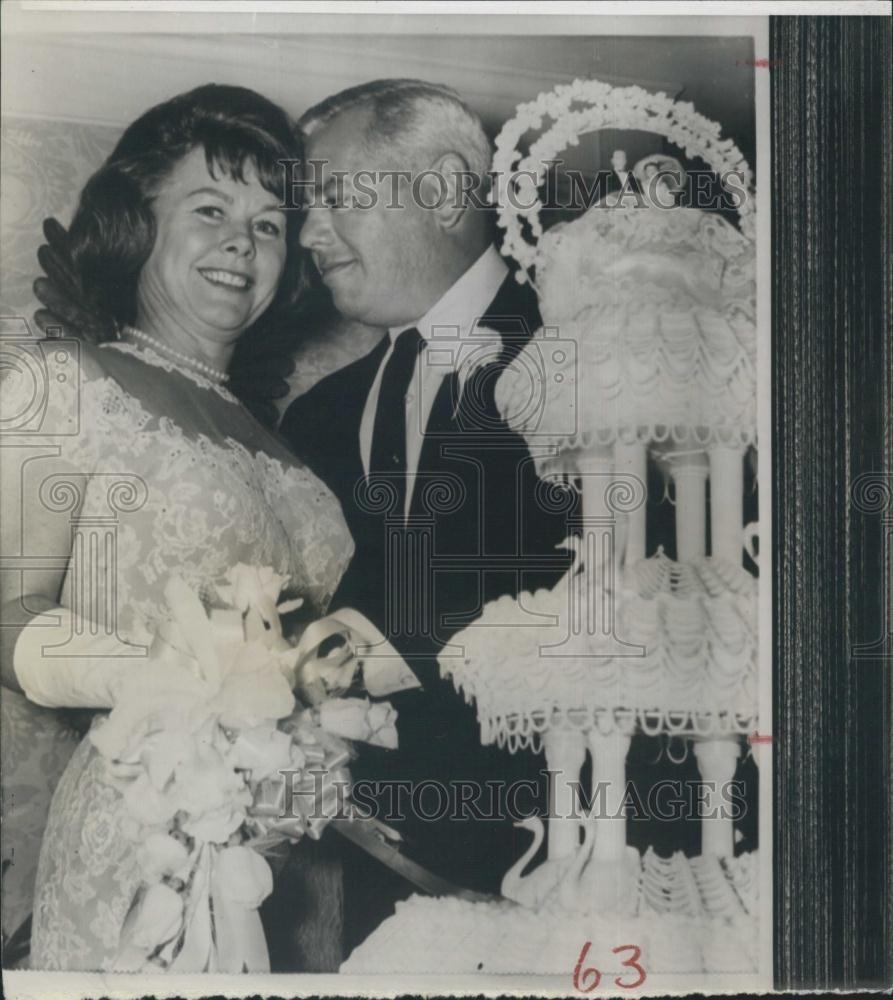 Desi Arnaz And Edith Mack Hirsch 1963 Ricky Ricardo Desi