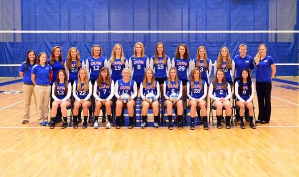 2014 Volleyball Concordia University Wisconsin Concordia University Volleyball Sports