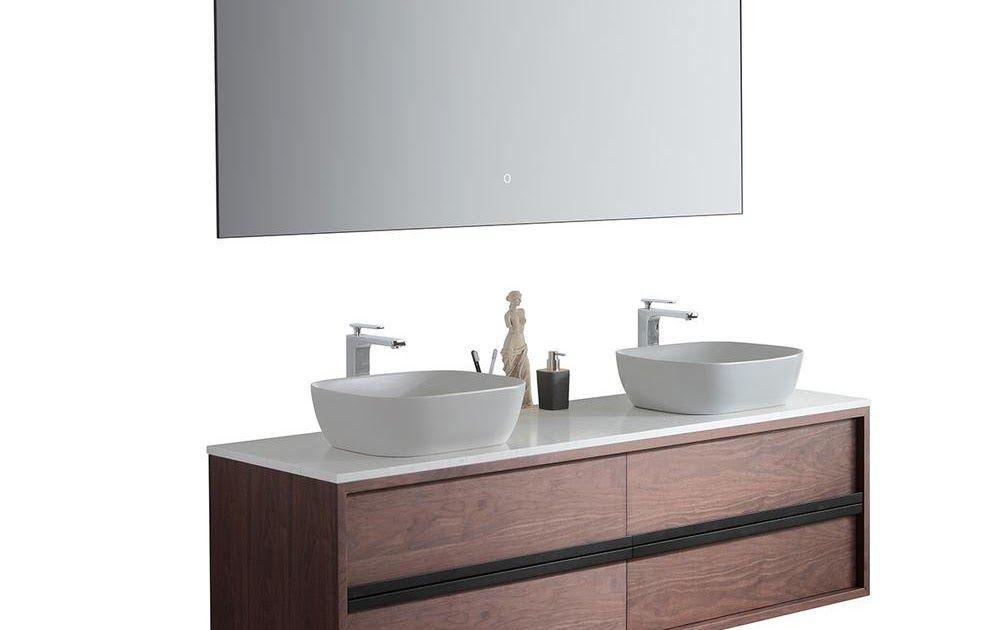 41+ Floating modern bathroom vanity trends