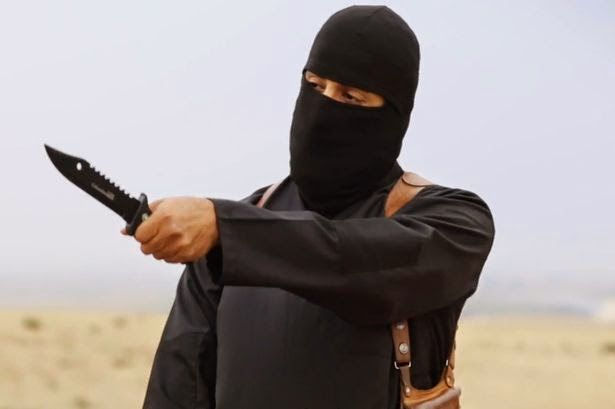 Welcome to PHCity Traffic Blog: IS militant 'Jihadi John' named as Mohammed Emwazi from London