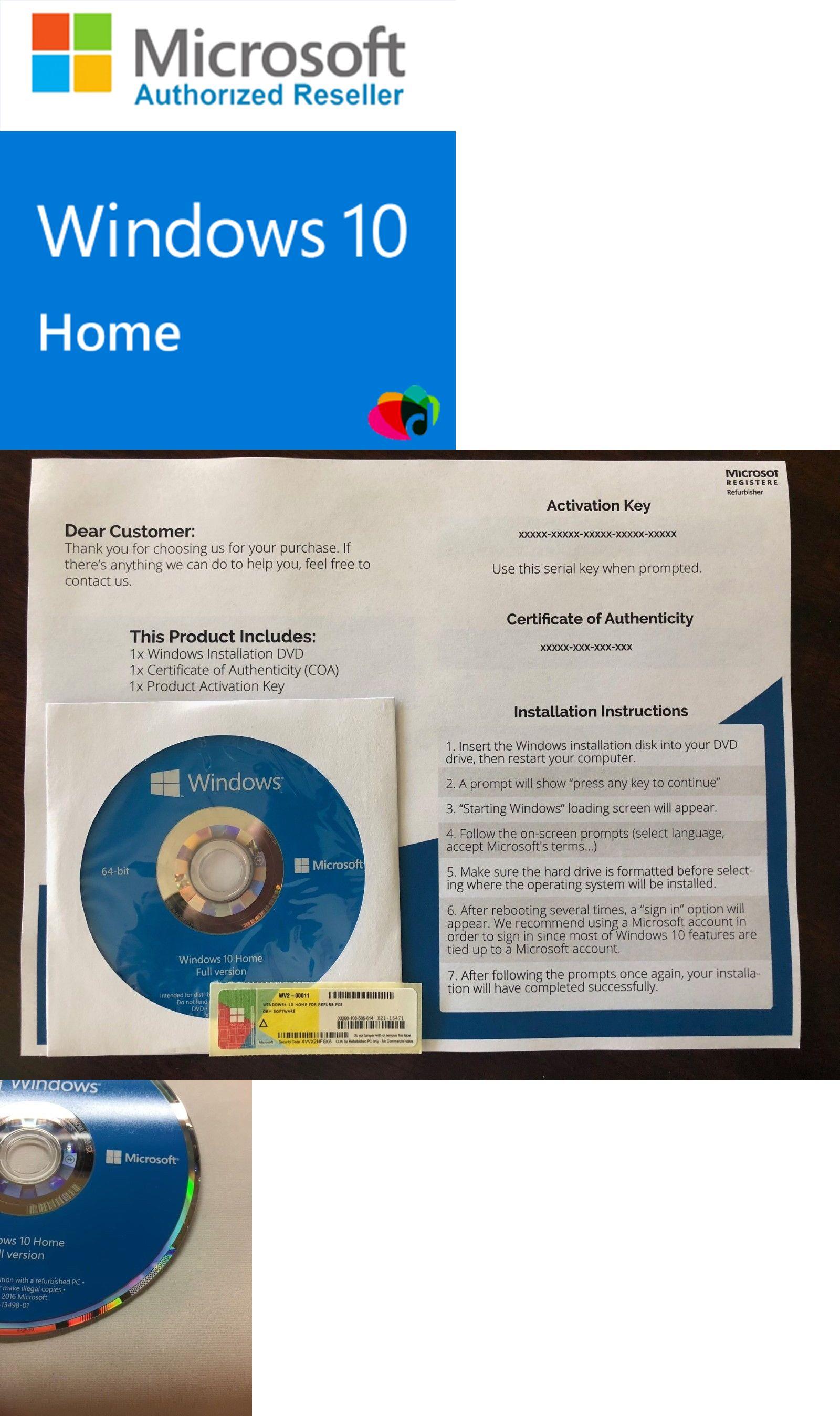 microsoft windows 10 operating system purchase
