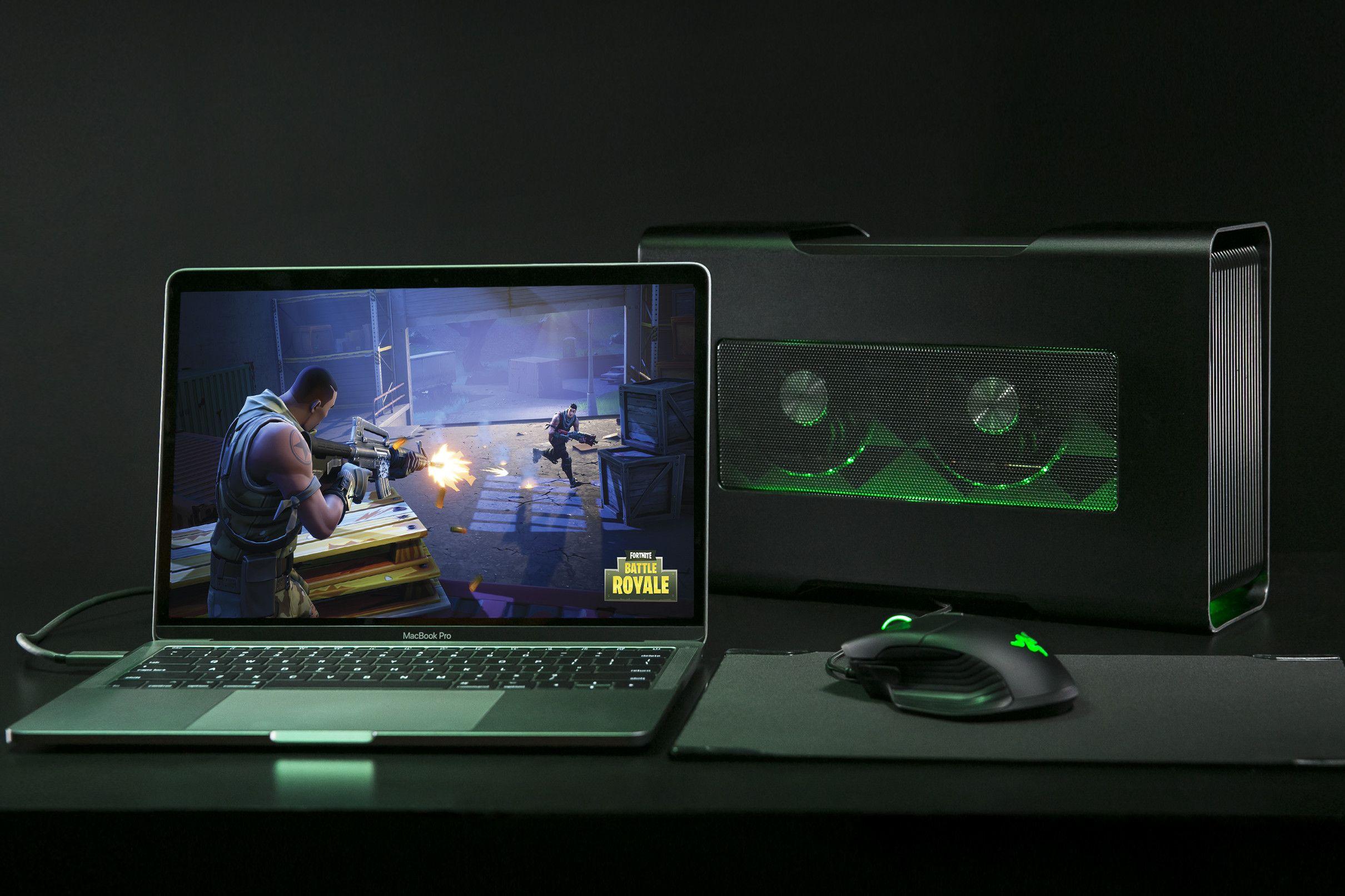 Razer Announces A Cheaper External Gpu Enclosure And Support For Macos Razer Razer Blade External