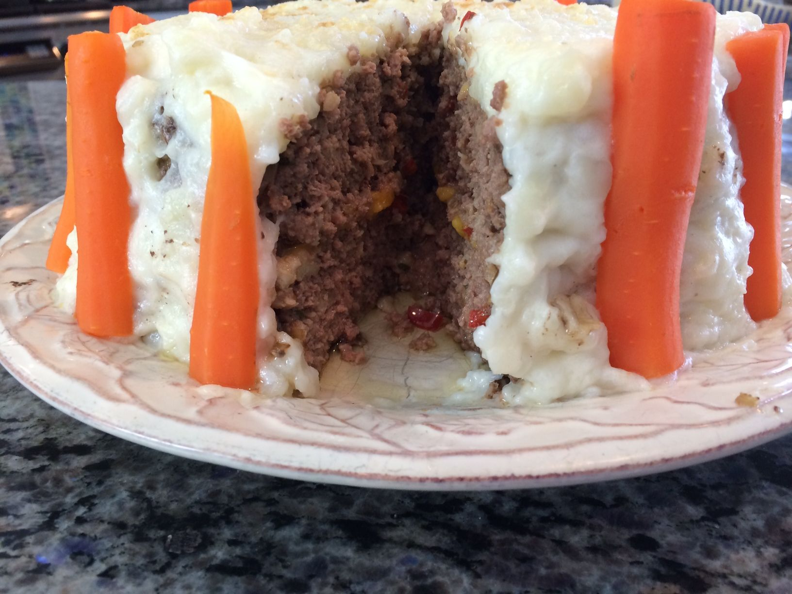 The Meatloaf Meatloaf Birthday Cake Pinterest Meatloaf