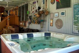 Cottage Hot Tub With Home And Garden Spas 5 Person 104 Jet Hot Tub