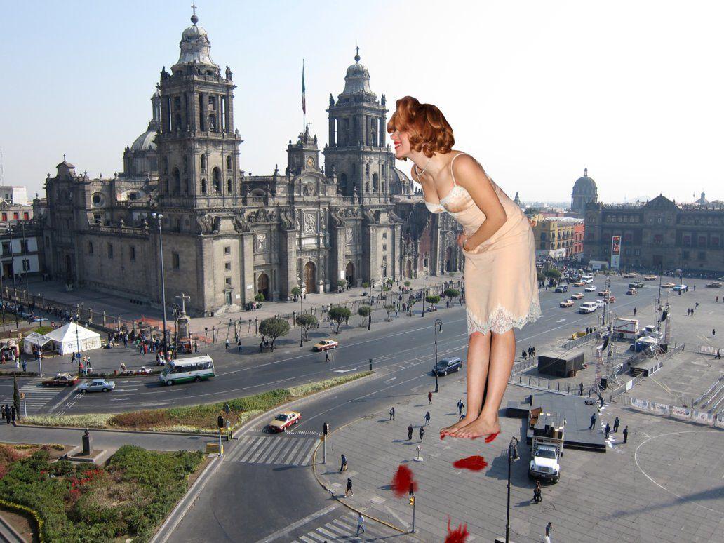 Scarlett in Mexico City by UnderfootJessica on DeviantArt
