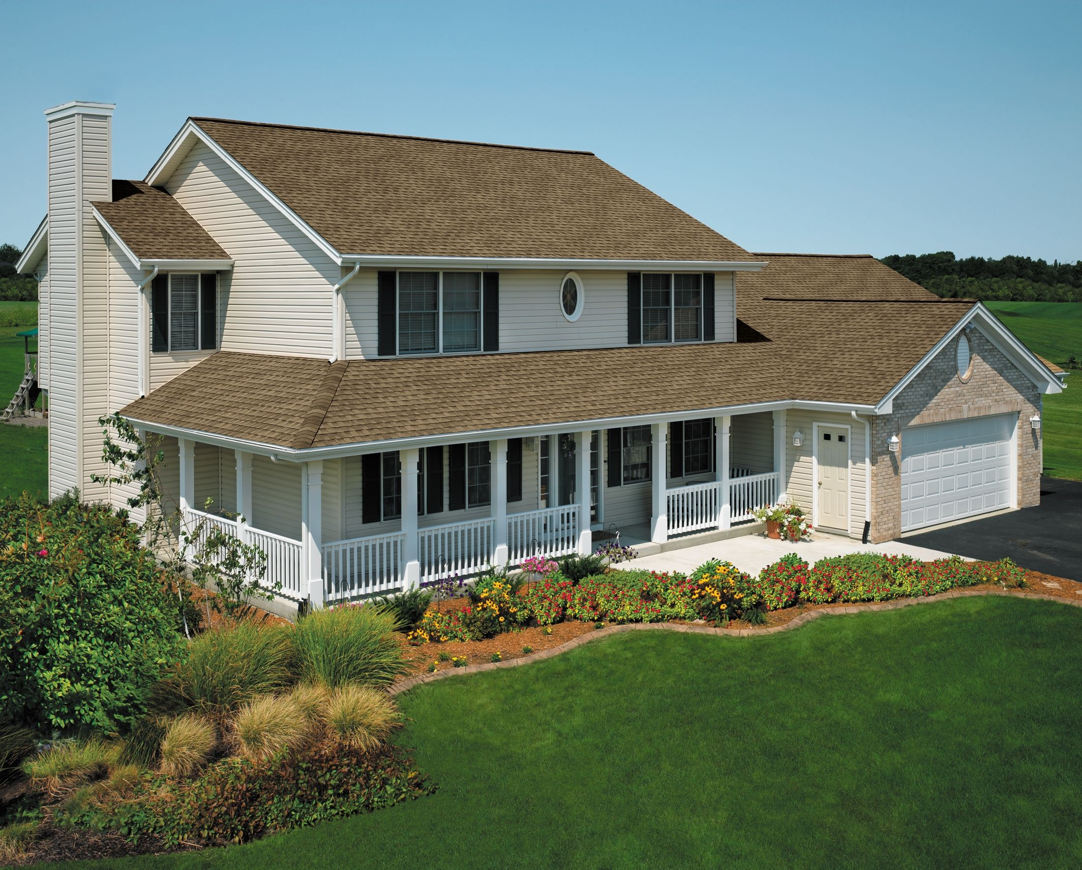 Best Gaf Timberline Natural Shadow Shakewood Roofing 400 x 300