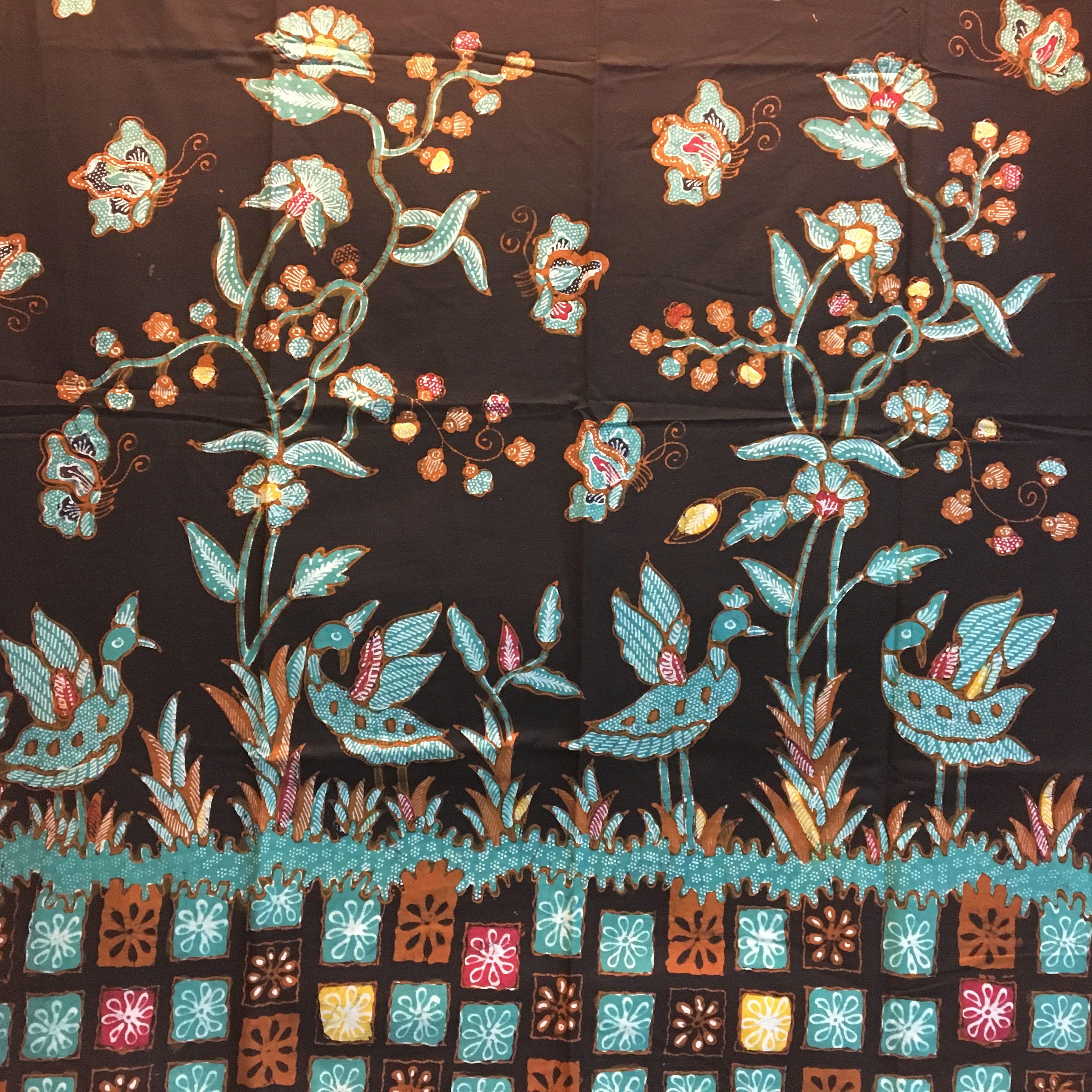 4 Penemu Batik Tulis: Kain Batik Tulis Madura BTMA-150-3 #Batik #Kainbatik