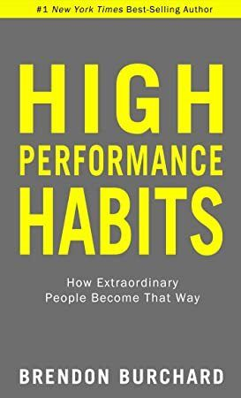 PDF High Performance Habits How Extraordinary People Become That Way