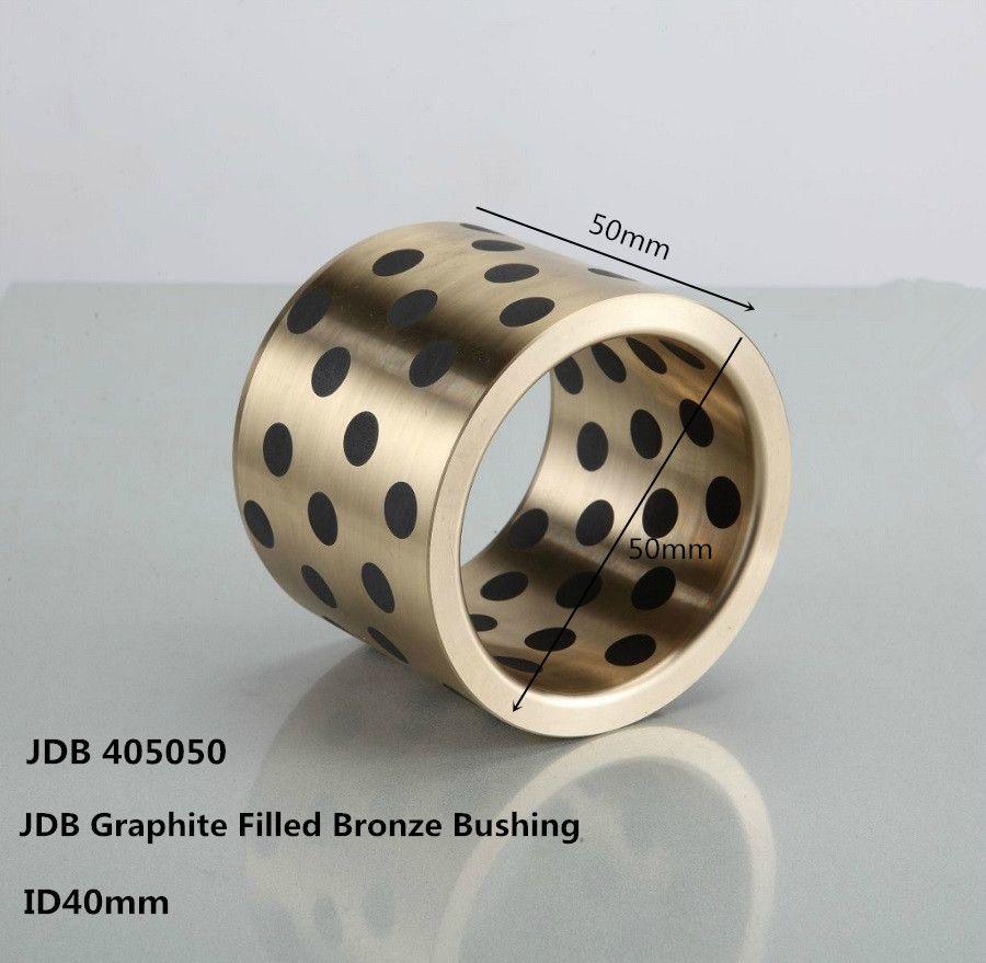 JDB405050 bronze graphite bearing , ractor bushing ,Excavator Solid