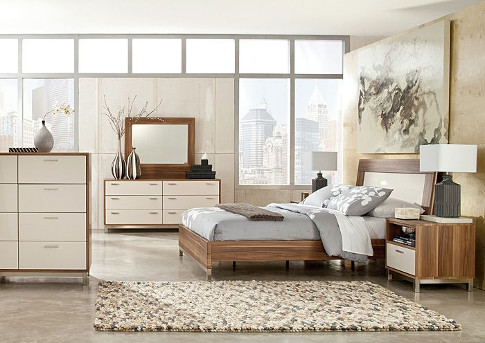 Jerusalem Furniture | Philadelphia, PA | Furnish 123 Candiac King Panel  Bed, Dresser,