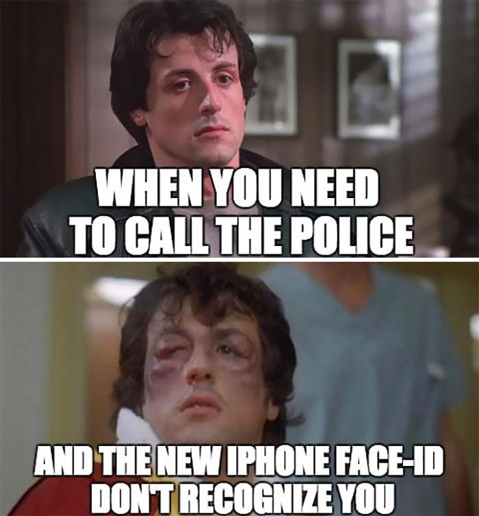 Funny Iphone X Release Reactions Really Funny Memes Face Id Really Funny