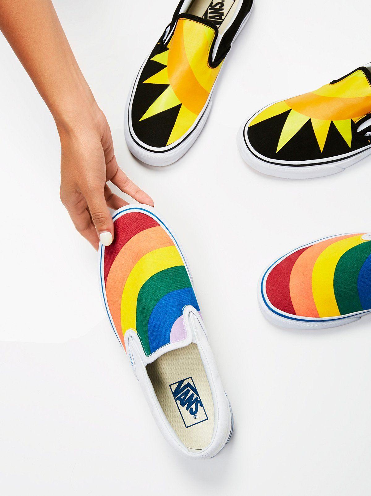 30996c79c4eba1 Rainbow Classic Slip-On Sneaker