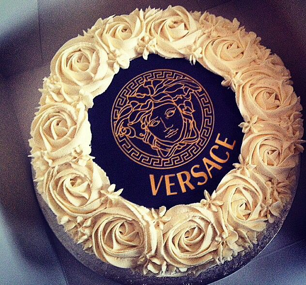 Versace Cake Cake Making In 2019 Cake Decorating With