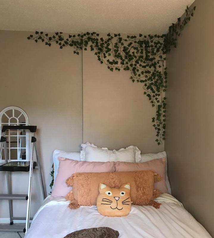 Decorative Vines Set   Urban Outfitters #bedroomdiy