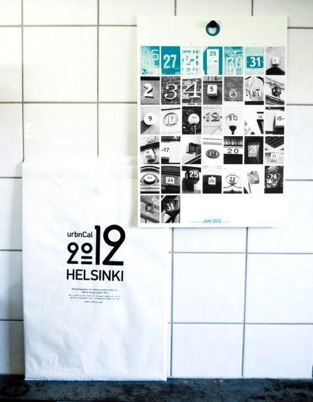 UrbnCal 2012: Helsinki