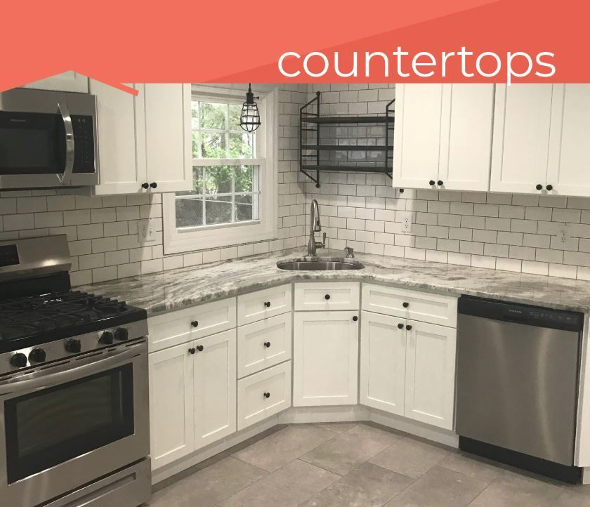 Granite Based Design Makes This Kitchen Shine Find All These Features And More At Https Www Homesurplus Com Countertops Kitchens Direct Free Kitchen Design