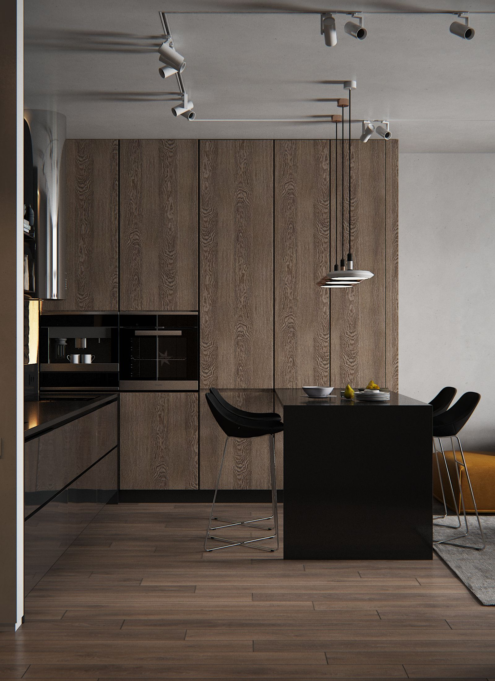 pin de salva g g en microcemento cocina pinterest microcemento cocinar y cocinas. Black Bedroom Furniture Sets. Home Design Ideas
