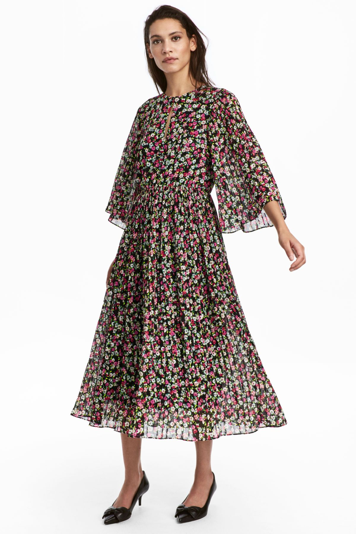 c583b078c7e Pleated Dress