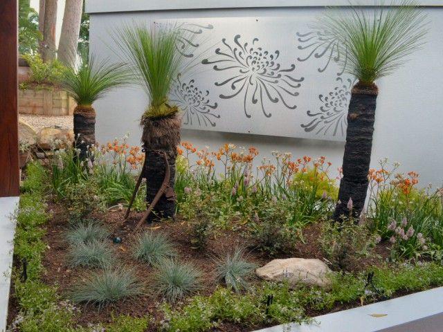 Landscape Designing With Australian Plants Native Garden Tree Garden Design Australian Native Garden