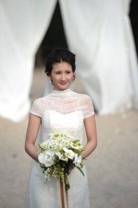 Judy ann wedding dress pictures
