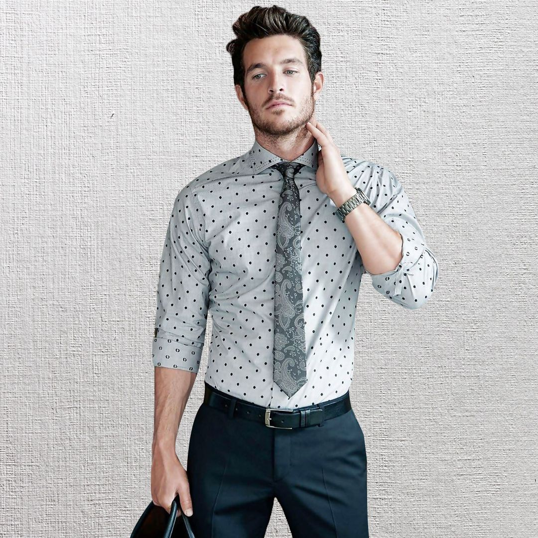 Non Iron Men Dress Shirts A Perfect Option For The Busy Guy Check