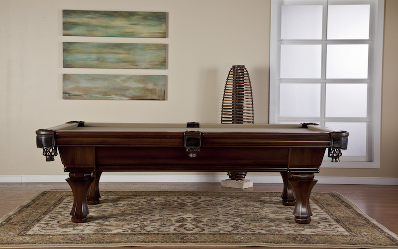 American Heritage Billiards Peter Vitalie Caswell Pool Table