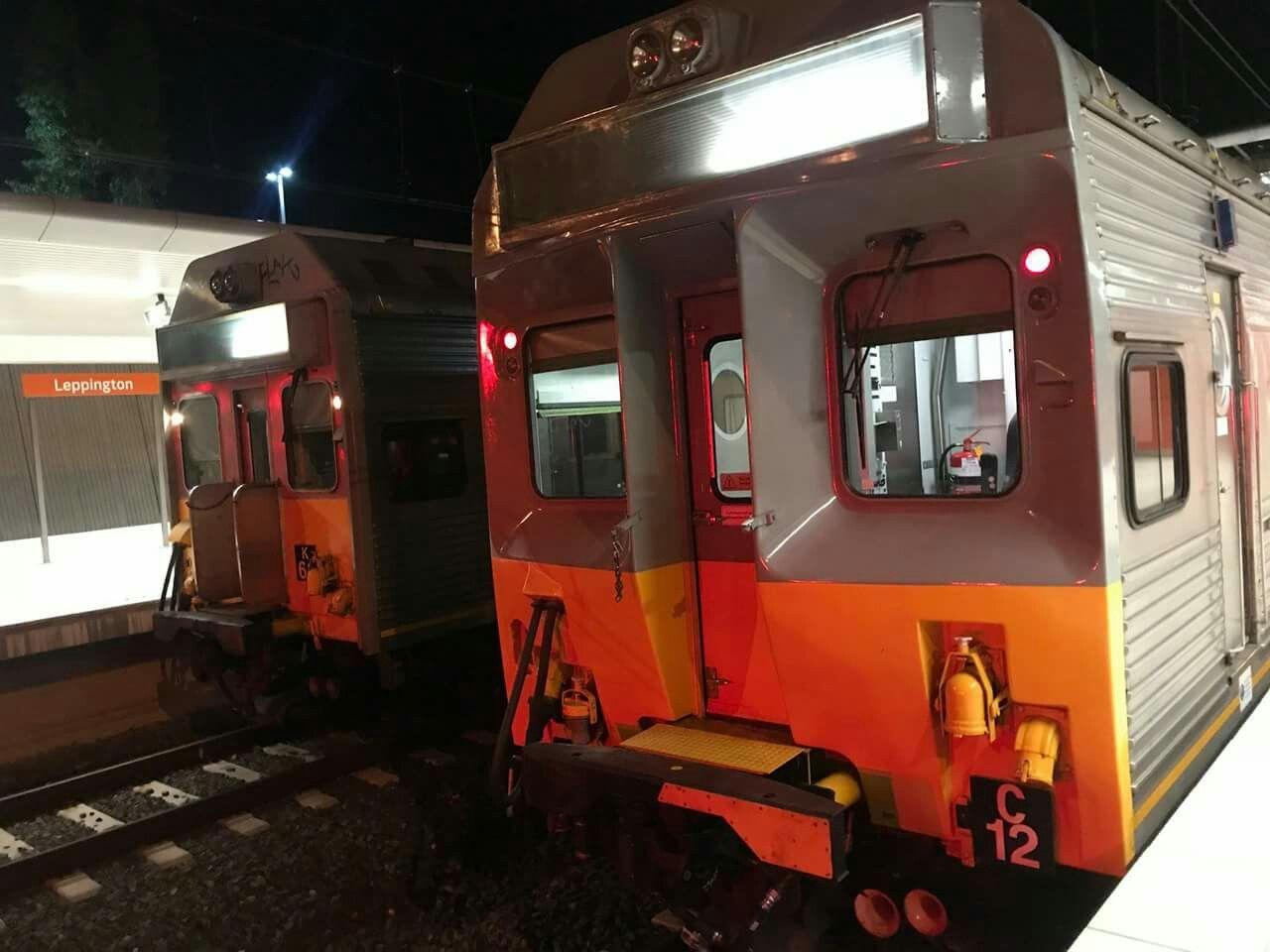 Sydney Trains C set 💚💙💛💟💖💗💜 New south wales, Western