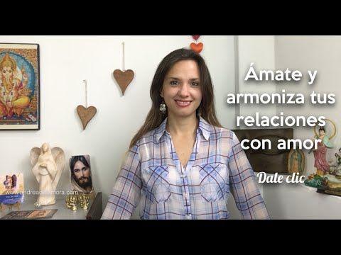 ¿Y si te amas en vez de criticarte? – Andrea de la Mora