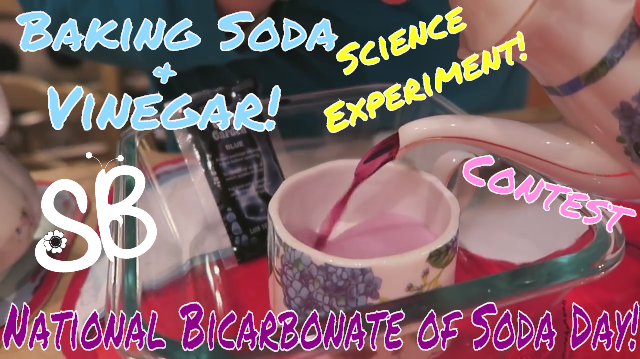 Have you ever combined baking soda and vinegar? Watch the Social Sisters do the science experiment with some Holiday flare! https://youtu.be/mp9LUfn9ikM Two posts/chances to win check morn&evening! This week's contest is a $25 Bed, Bath & Beyond GC! Winner announced 1/2! Good Luck! To win this prize: Follow and like us on all of our social media platforms (click through from website)!  Like this post for entry and let your friends know, so they don't miss out.  For contest rules, see…